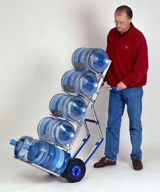 wozek do transportu wody